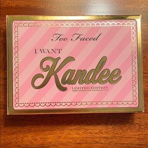 TOO FACED I Want Kandee Eyeshadow Palette Set